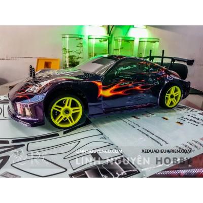 Hispeed 2103 - Xe đua Onroad chạy pin tỉ lệ 1:10 - 2.4GHz Electric Powered On-Road Racing Car