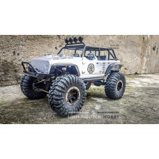 REMO JEEP - XE ĐỊA HÌNH LỘI NƯỚC OFFROAD CRAWLER - tỉ lệ 1/10 - 4WD ROCK CLIMBER