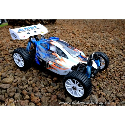 Hispeed 3885 BT9.5 1/8th Scale the champion Off Road Buggy
