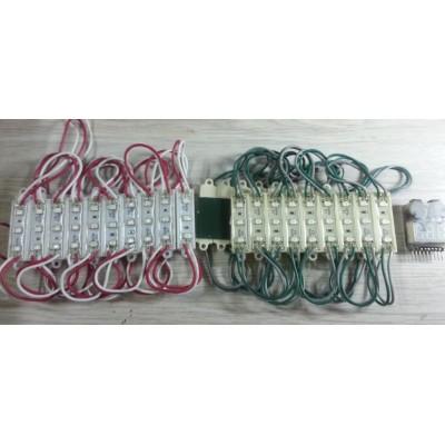 Đèn LED Mini 3 bóng 1 đế, sáng đẹp, gọn nhẹ