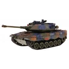 LEOPARD tỉ lệ 1/18 - Xe tăng điều khiển từ xa GERMANY LEOPARD MBT bánh xích & bắn đạn & khói