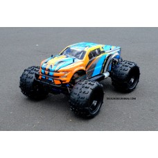 Hispeed 3972 Xe Điều Khiển Từ Xa Xăng Nitro 1/8 4WD Off-Road Nitro Monster Truck