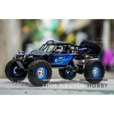 R428 XE ĐUA ĐỊA HÌNH - Desert Buggy  - 1/10 - 4WD - 2.4G - Pin Lipo - 55kmh