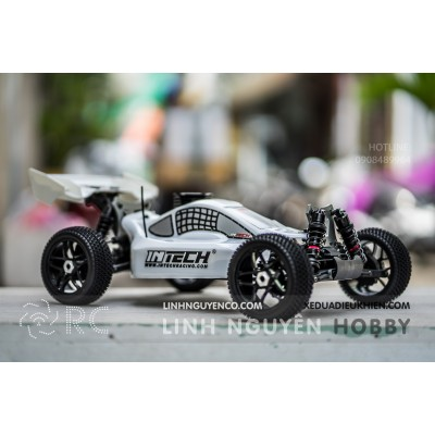 Intech Racing RTR Offroad Buggy 1/8 4WD Off-Road nitro Buggy - Máy Alpha 28  - Ready To Run