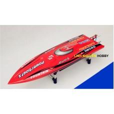 DT Racing Sword Brushless RC Boat / Mono 845 kèm remote RC6 - Tàu đua tốc độ cao 100kmh