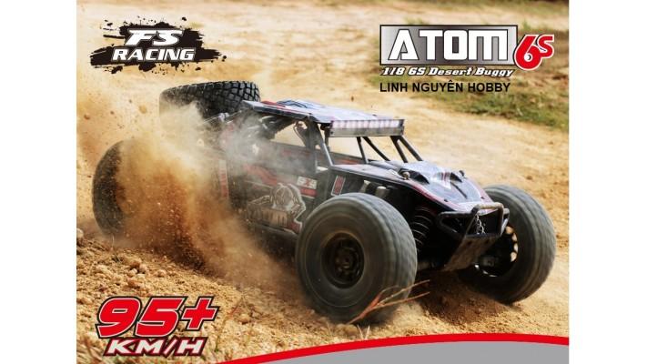 FS Racing Atom 6S Desert Buggy 100kmh - không kèm pin