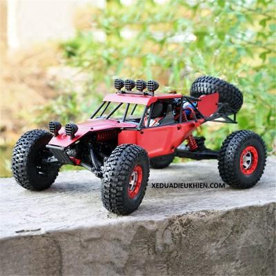 F103H XE ĐUA ĐỊA HÌNH - 4WD Brushless Rc Car Metal Body Shell Desert Off-road Truck RTR