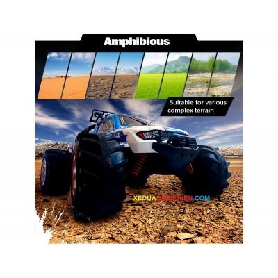 F112 XE ĐUA ĐỊA HÌNH LỘI NƯỚC TỈ LỆ 1/12 2.4 GHz 4WD High Speed Desert Truck RTR