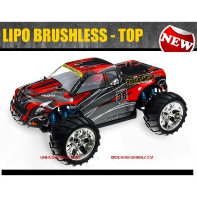 HiSpeed 2111 TOP  2.4Ghz Brushless Li-Po 4WD Off Road Brontosaurus RTR