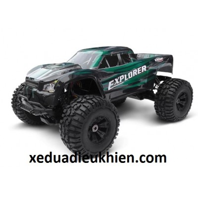 HiSpeed 3090 1/5 SCALE ELECTRIC POWER MONSTER TRUCK - 4WD - 2.4G.
