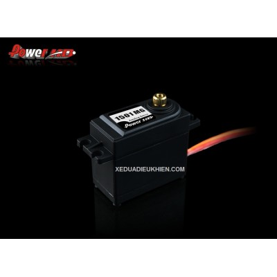 SERVO 17KG Metal Gear Power HD-1501MG