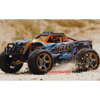 WL1009 XE ĐUA SIZE TRUNG MONSTER TRUCK TỈ LỆ 1/10 - 4WD High Speed Off-Road RC TRUCK