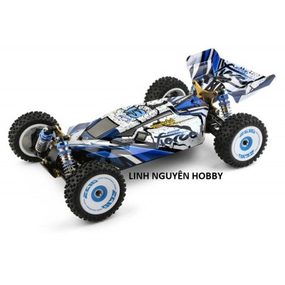 WL1217 XE ĐUA BRUSHLESS BUGGY TỈ LỆ 1/12 - 4WD High Speed 70km/h Off-Road RC Buggy