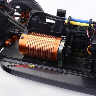 ZD Hobby RC V3 1/8 4WD Buggy 120A Brushless Motor tốc độ 90km/h - Sườn Nhôm