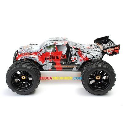 DHK Racing Zombie 1:8 Brushless RC Truggy - RTR - Xe đua địa hình chạy pin tỉ lệ 1/8