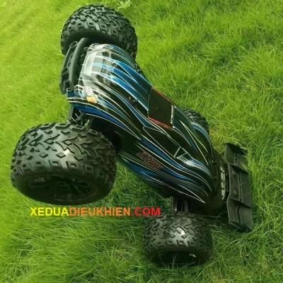JLB HOBBY Truggy Chetah Standard 80A 1/10 Brushless RC Car   - Xe đua chạy pin tỉ lệ 1/10 RTR