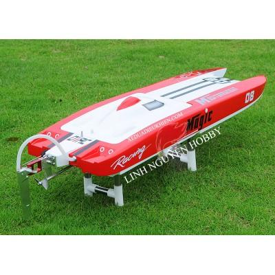 DT Racing Cheetah Brushless RC Boat / Catamaran 815 - Tàu đua tốc độ cao 100kmh