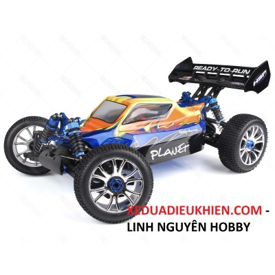 HiSpeed 3995  XE ĐIỆN BRUSHLESS - 1/8 - 4WD - 2.4G - Brushless Electric Off Road Buggy -  BẢN CAO CẤP.
