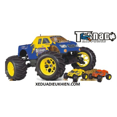 HiSpeed 3083 Tornado 1:8 2.4GHz Nitro Powered 4wd RC Monster RTR - BẢN CAO CẤP