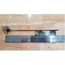 trục cáp tàu điều khiển láp dẻo 3mm kèm chân vịt lỗ 4mm