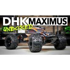 DHK Racing Maximus 1:8 Brushless RC Monster Truck - RTR - Xe đua chạy pin tỉ lệ 1/8