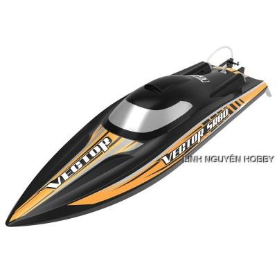 VLT Vector SR 80R 65KM / h Thuyền RC tốc độ cao không chổi than với hệ thống làm mát bằng nước
