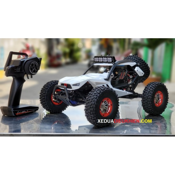 M429 XE ĐUA ĐỊA HÌNH - 4WD High Speed 65km/h Off-Road On-Road RC Car Buggy With Head Light