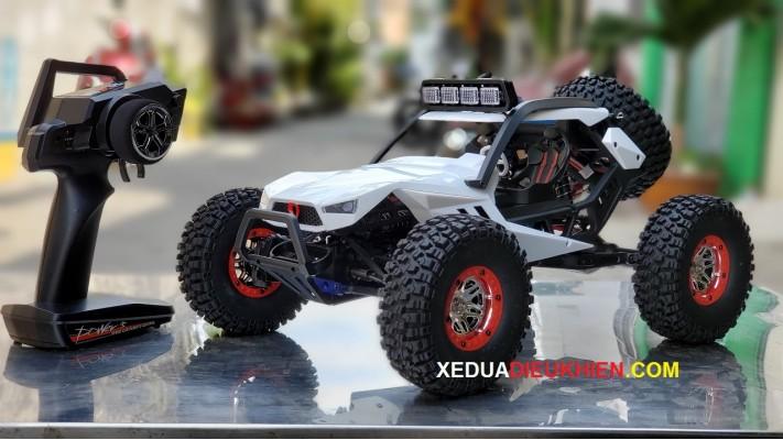 M429 XE ĐUA ĐỊA HÌNH - 4WD High Speed 65km/h Off-Road On-Road RC Car Buggy With Head Light