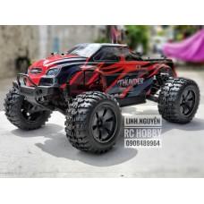 ZD Hobby RC Monster Truck Thunder - Xe đua địa hình chống nước - 1/10 4WD Brushless Electric Monster Truck