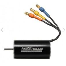 Motor mini 2445 Sensorless Brushless Waterproof 3600kv/4600kv/5400kv cho xe 1/16 1/18 cốt 2.13 mm