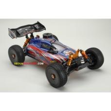 DHK Racing Optimus GP 1:8 Nitro 4WD RTR Buggy - Xe đua chạy xăng tỉ lệ 1/8
