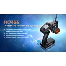 Radiolink RC4GS - Điều khiển từ xa sóng mạnh dành cho xe và cano - 2.4G 4CH FHSS Transmitter with Receiver