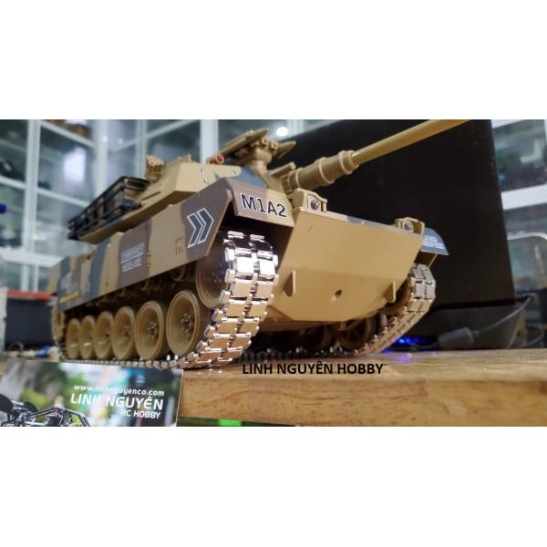 Xích kim loại nâng cấp cho xe tăng điều khiển T90 M1A2 Tiger Leopard model T789 tỉ lệ 1/18 RC tanks